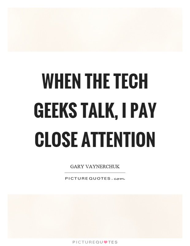 I am a tech geek! #tech #science #bigdata #mobile #innovation #awesome #startups #geek <br>http://pic.twitter.com/tV5hcy735g
