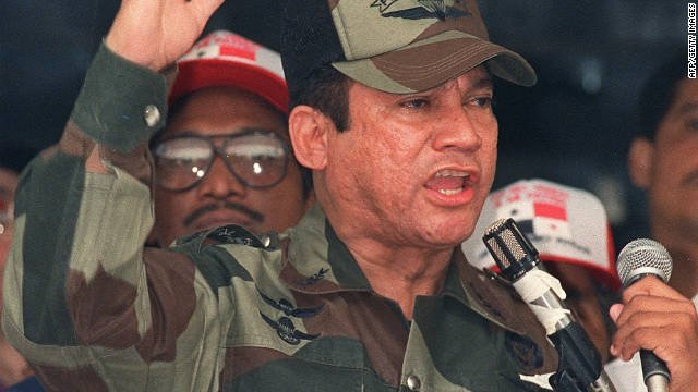 JUST IN: Former Panamanian dictator Manuel Noriega has died at a Panama City hospital at age 83 https://t.co/ndB9QBhzeC