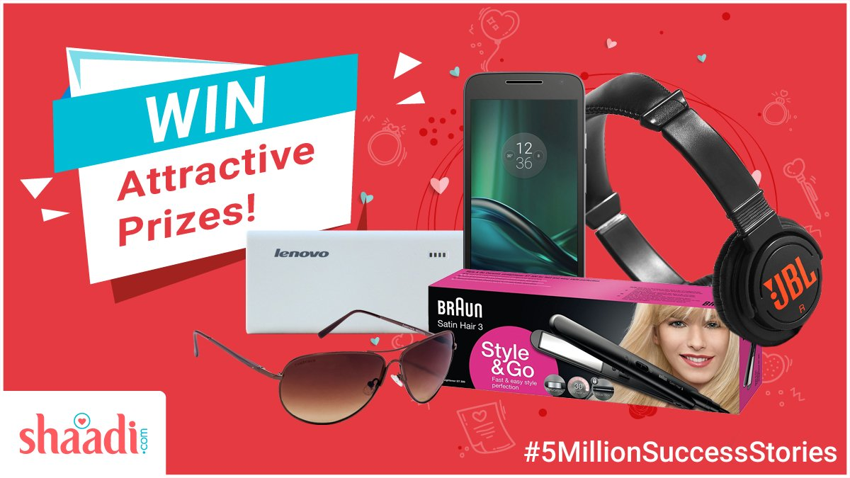#5millionSuccessStories Contest is now open! #RT  Check the #Contest Question and Rules: https://t.co/lnLHB0Ejn5 https://t.co/ijsyR3V6nf