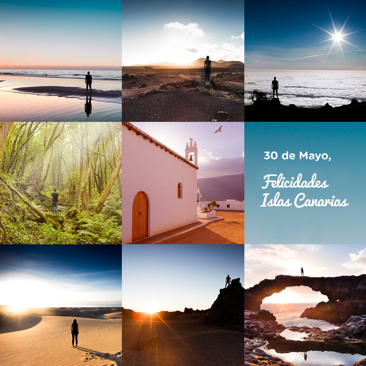 Islas Canarias On Twitter Feliz Día De Las Islascanarias Díadecanarias2017