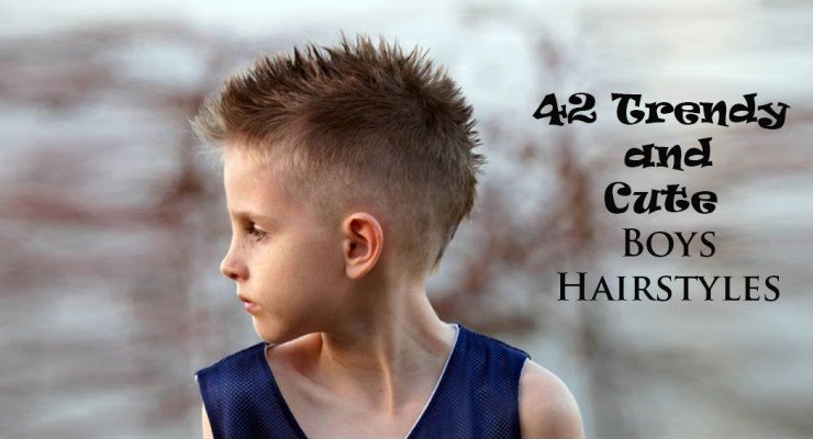 Men S Stylists On Twitter Find The Cutest Toddler Boys Haircuts In
