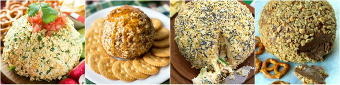 25 Delicious Cheese Ball Recipes for Your Next Get Together