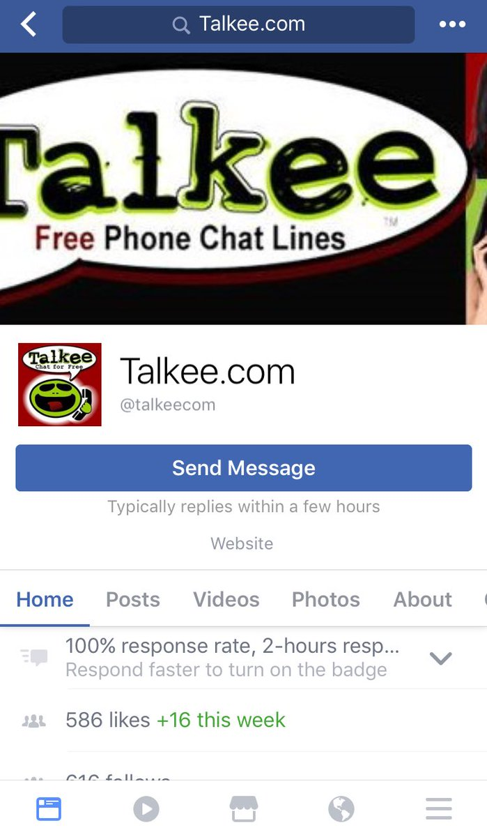 Talkeecom chat line