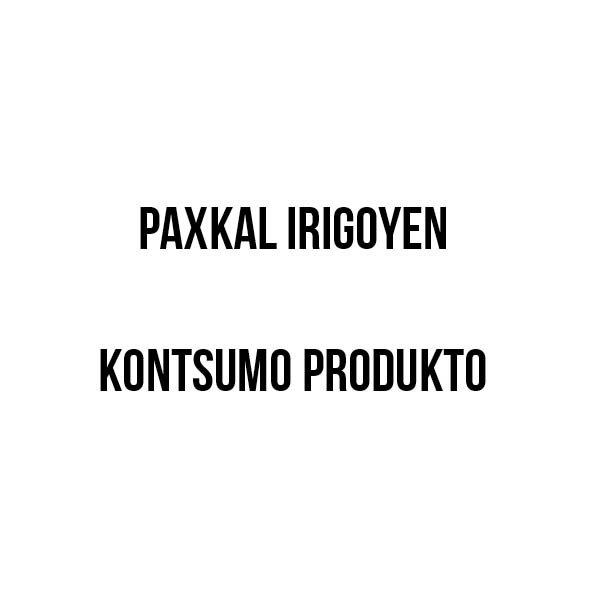 Paxkal Irigoienen 'Kontsumo produkto' diskoaren kritika egin du @anttoniturbe-k. https://t.co/jwFhnrtHRZ https://t.co/ES06Rb7On7