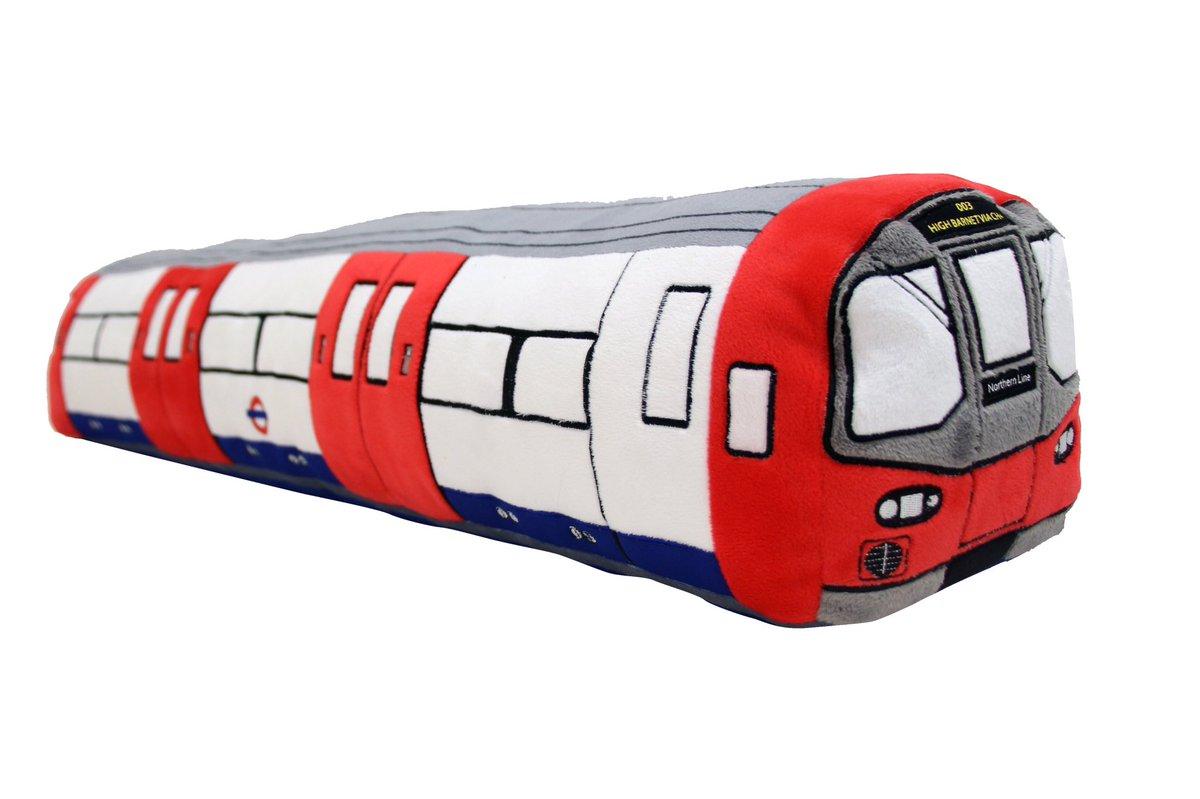 #Competition to #WIN 3D London Underground Tube Train Cushion! #FLW me &amp; @HRDesignLtd &amp; #RT to enter! T&amp;C&#39;s:  http:// goo.gl/uGTC3o  &nbsp;   #prize<br>http://pic.twitter.com/vSxPzEkoPz