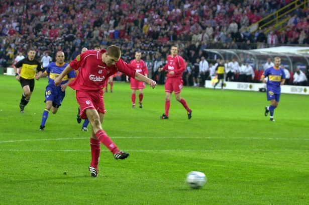 Happy 37th Birthday to Steven Gerrard!  He loved a final...