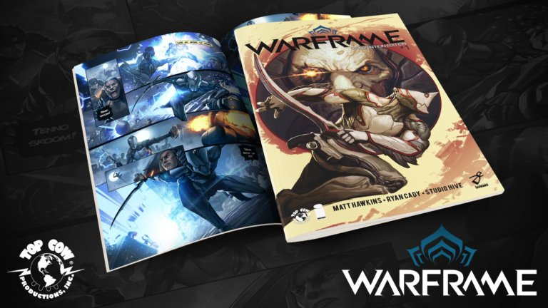 WARFRAME Creator Digital Extremes Partners with Top Cow on Original Comic Series https://t.co/ExfrDgWkRD https://t.co/rWmmgPzHFd