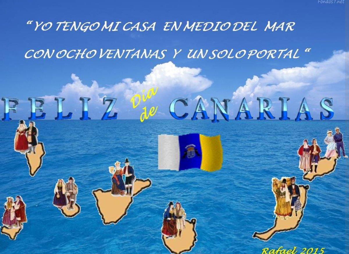 Cande Padilla On Twitter Feliz Día De Canarias Vivoenelparaiso Canaryislands Somos8