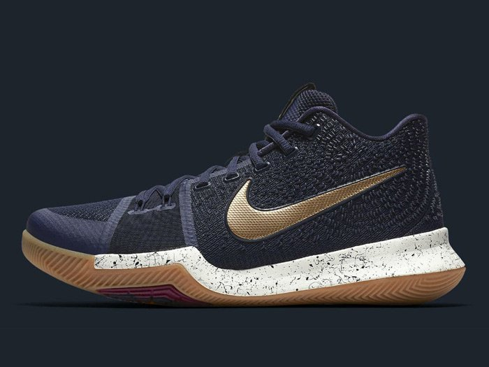 free shipping aeb08 83913 The nike kyrie 3 looks ready for the finals  - scoopnest.com