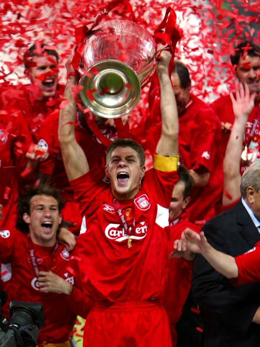 Happy Birthday Steven Gerrard!