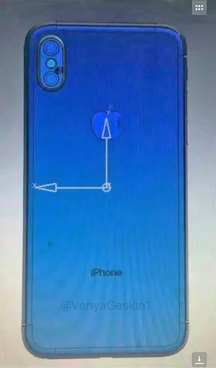 iphone 8 new leaks