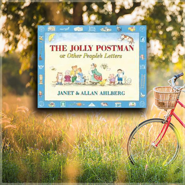 A big happy birthday to Allan Ahlberg, co-creator of The Jolly Postman, who was born in 1938. :D
