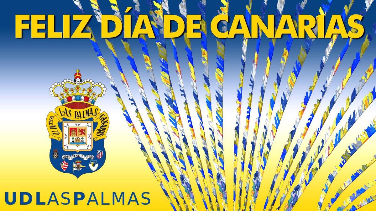 Ud Las Palmas On Twitter Qué Suerte Y Orgullo Pertenecer A Esta Tierra Felizdiadecanarias