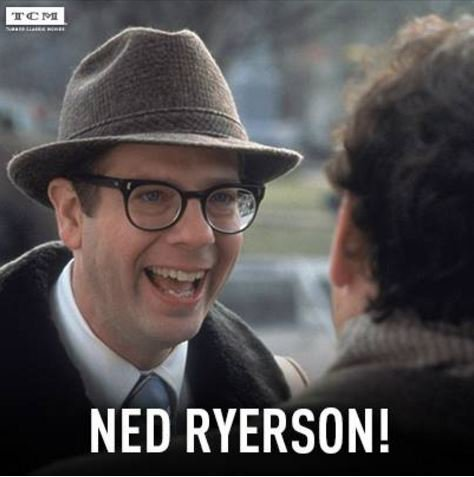 Happy Birthday to Stephen Tobolowsky, who is 66 today. Can you name the film?