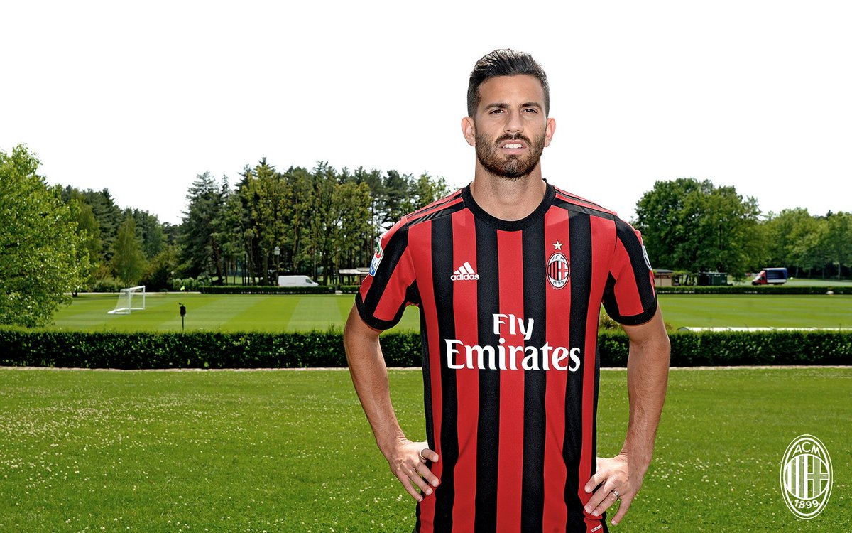 Maillot Domicile AC Milan MATEO MUSACCHIO