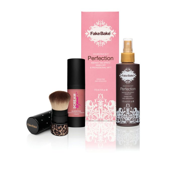 Fake Bake launches Blurfection Perfection kit