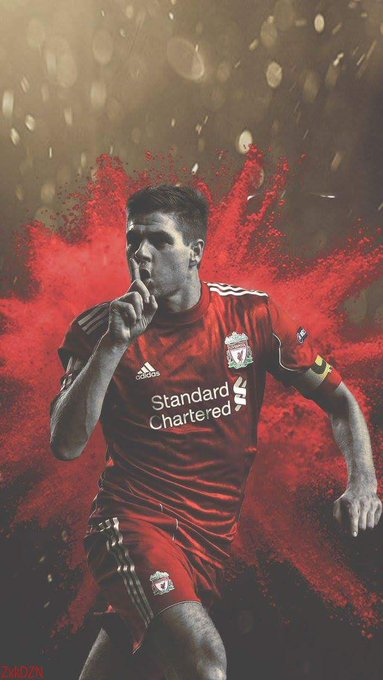 Happy Birthday to the legendary Steven Gerrard