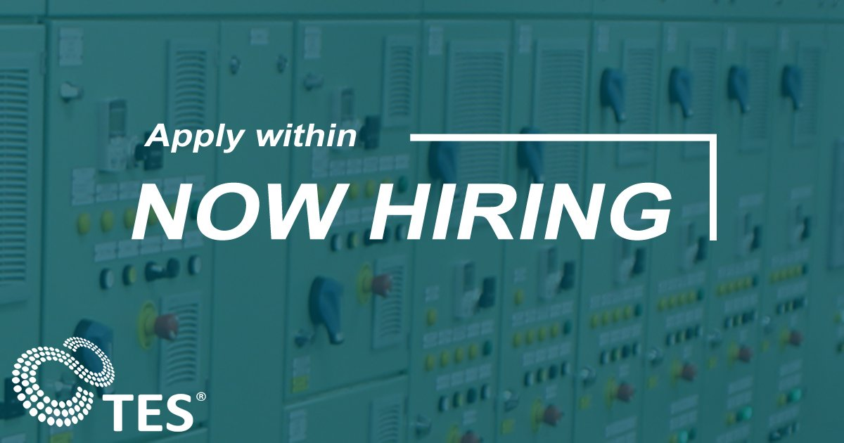test Twitter Media - Current Job Opportunities at TES Group HQ  #GeneralOperatives, #Electricians, #Graduates & more.  See all vacancies: https://t.co/Xjb1mPyPIA https://t.co/gVa1S81hfG