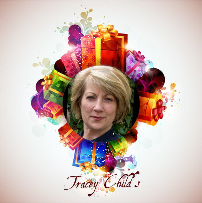 Happy Birthday Tracey Child\s, Carole Stone, Ray Cooley, Ceelo Green, Peter Ellis & Danielle Harold