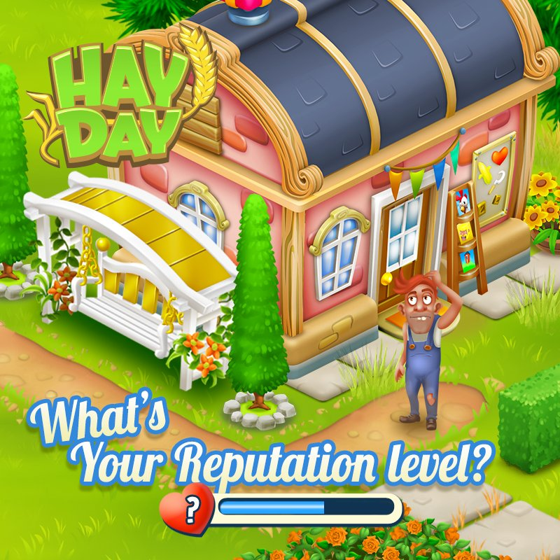 hay day 31