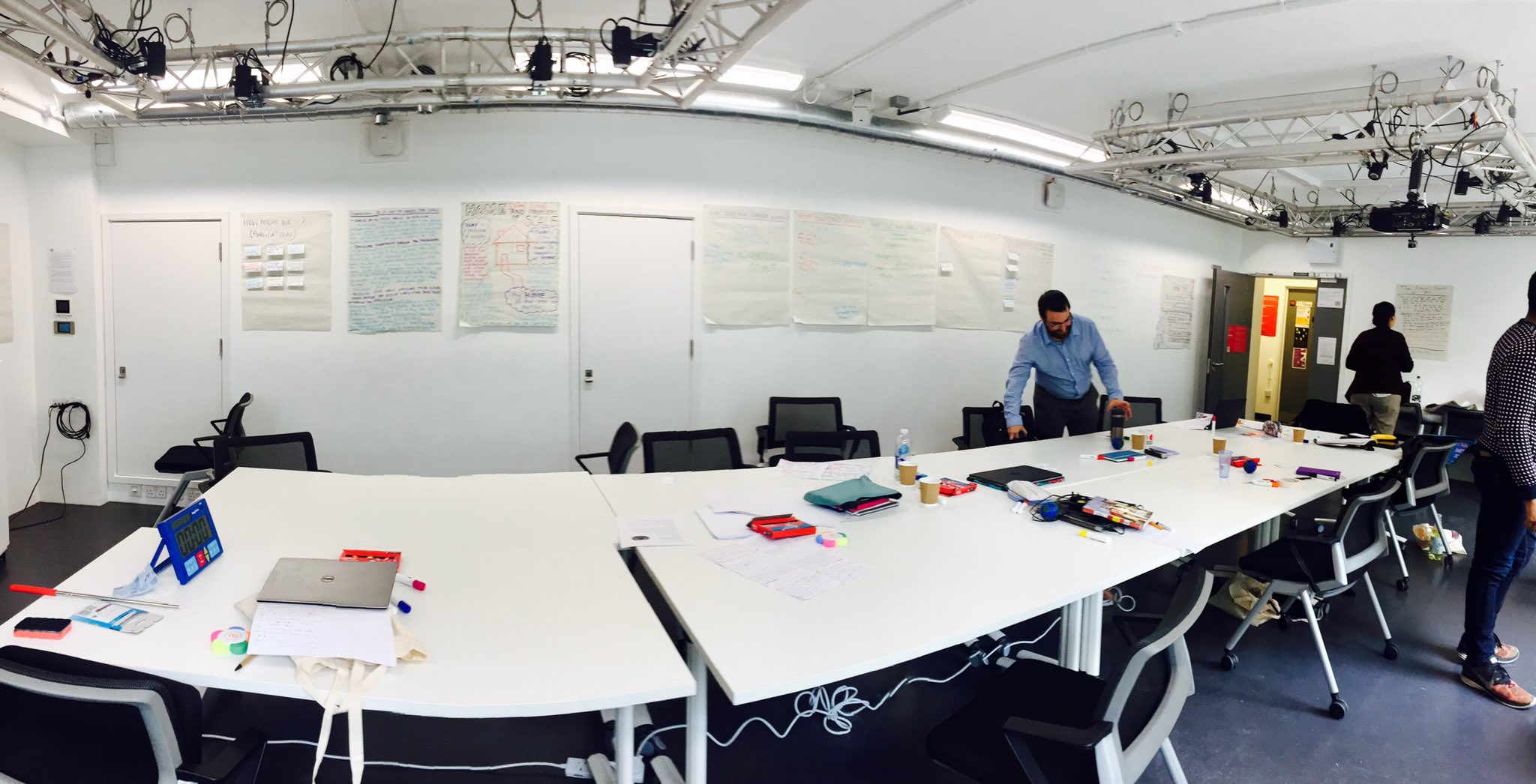 #hivebooksprint making great progress! https://t.co/I2zJNGkNRi
