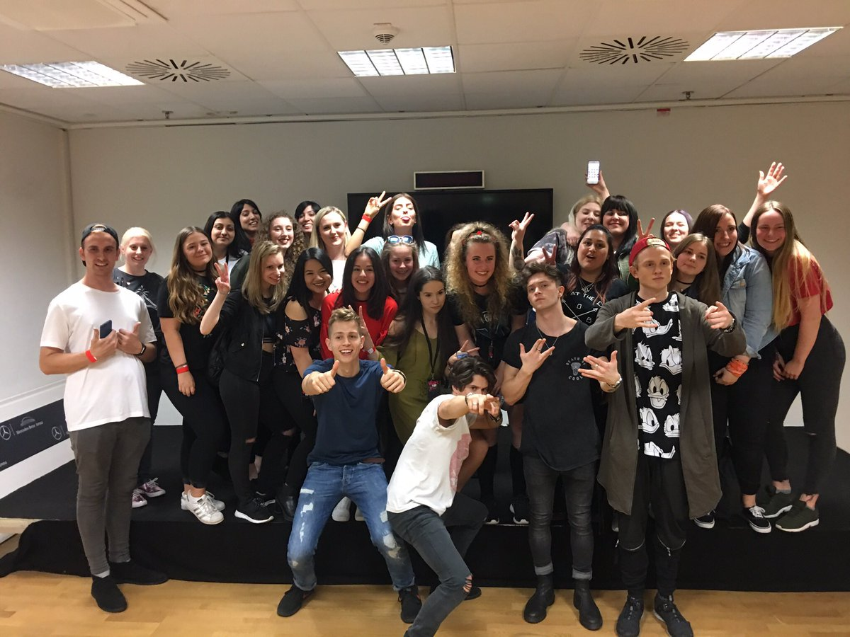 The Vamps On Twitter Great To Meet So Many New People On This