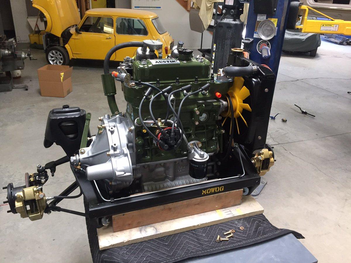 Austin Mini Parts