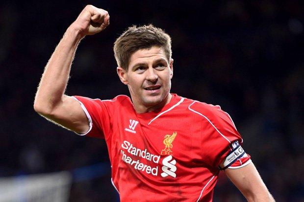 Happy Birthday to Steven Gerrard!