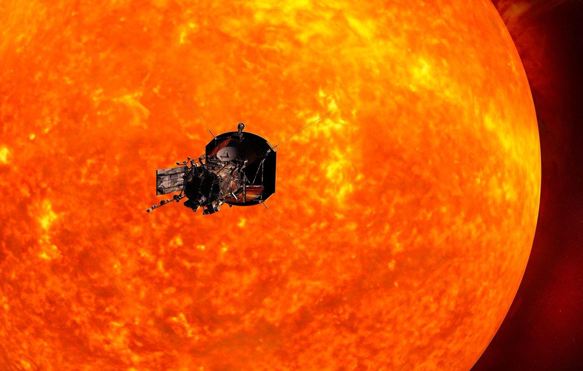 Missão em 2018: Nasa apresenta sonda não tripulada que vai para o Sol https://t.co/EVyTauYeRa