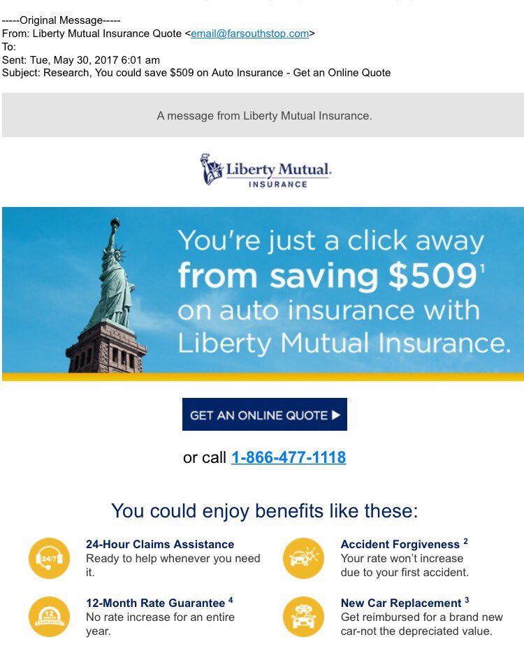 Liberty Mutual Auto Insurance Quote Magnificent Liberty Mutual Auto Insurance Rate Increase  44Billionlater