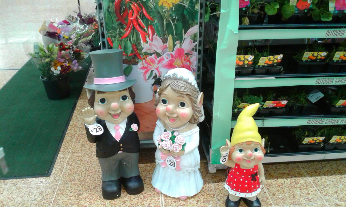 Asda Warrington On Twitter Look At These Cuties New In I Have A Fairy Gnome What About You Wedding Fairytalesv