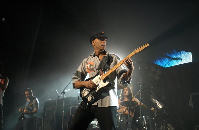 Happy birthday Tom Morello! Check out our 2011 feature on the guitarist