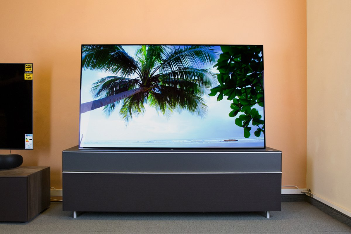 Hifi Im Hinterhof On Twitter Sony Bravia A1 Oled Tv