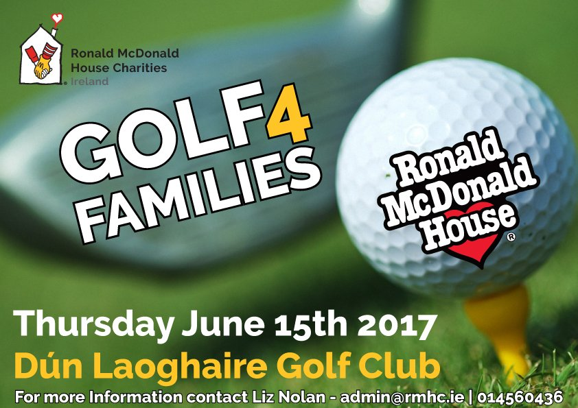 Golf4Families hashtag on Twitter