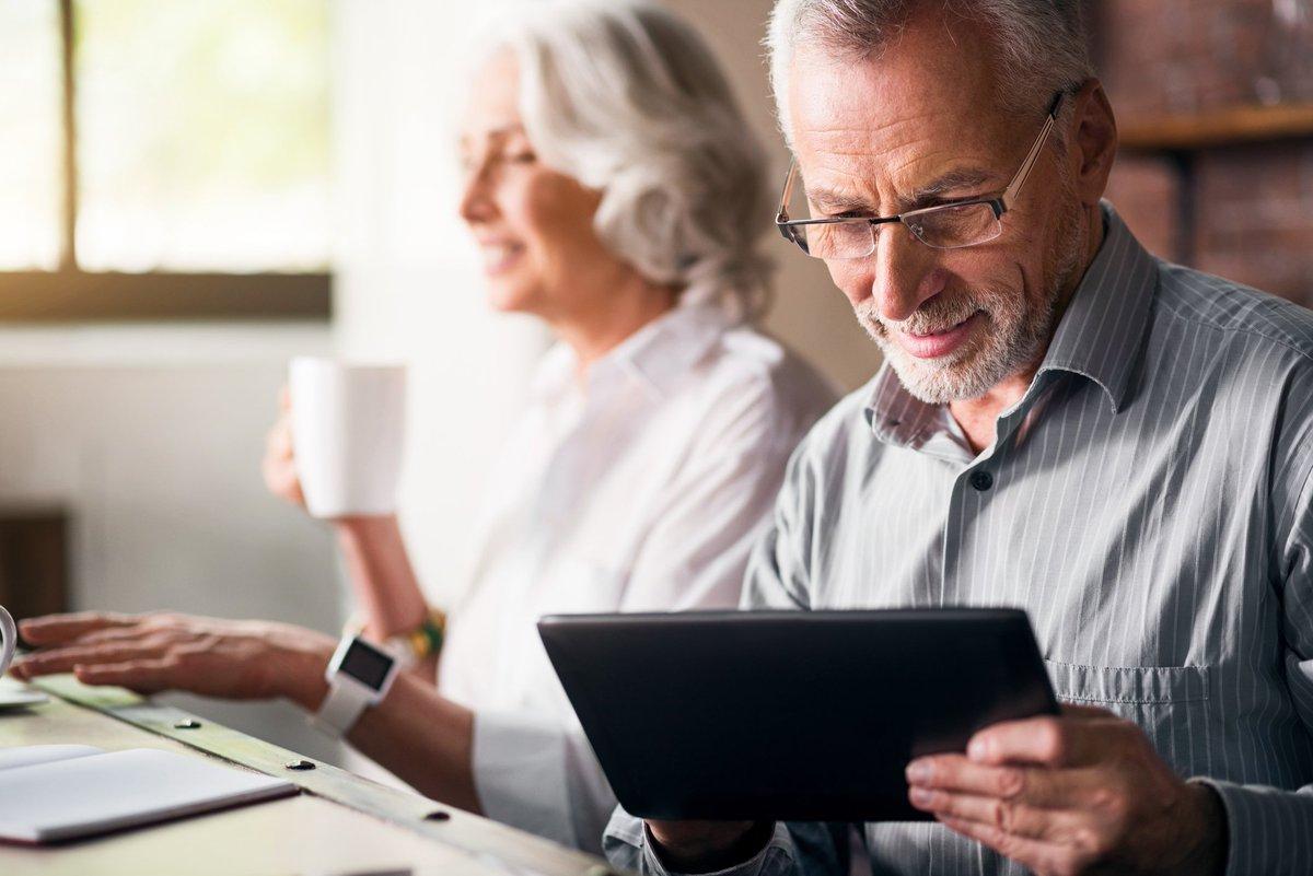Websites for seniors
