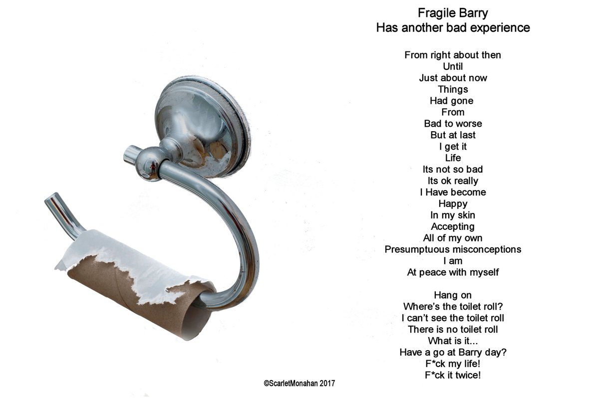 Fragile Barry. #poetry #poet #Writer #book #art #music #spokenword #performance #poets https://t.co/ZfTUAaTxBG 15