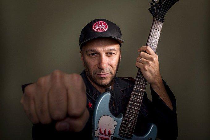 Happy birthday to a great guitarist / Feliz Cumpleaños a un grandioso Guitarrista Tom Morello