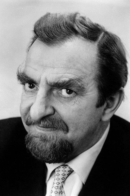 Happy Birthday Hugh Griffith, Michael J. Pollard, Ted McGinley, and