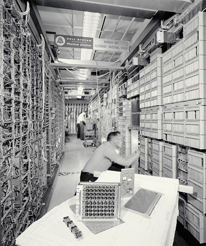 """Bell Labs on Twitter: """"Operator? Operator? May 30, 1965 1st ..."""
