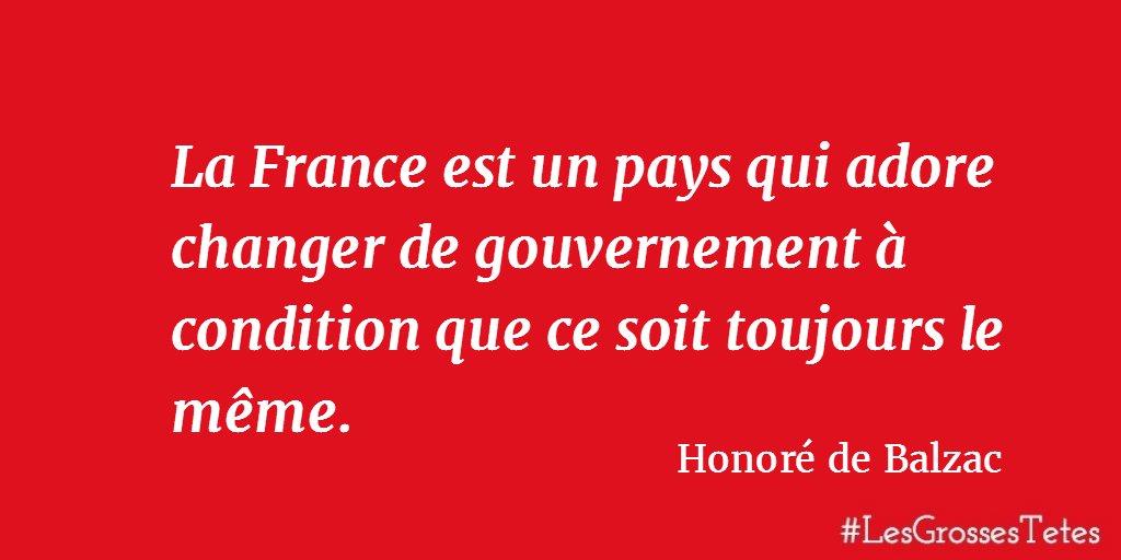 Vive le changement ! #citation #LesGrossesTetes <br>http://pic.twitter.com/tBc9COA6uh