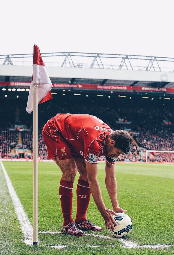 Happy Birthday Steven Gerrard!!