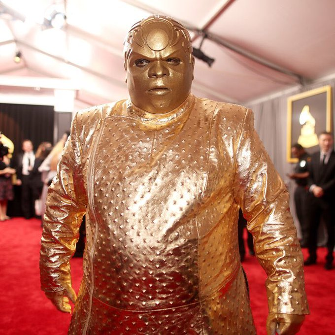 Happy 42nd birthday, Cee Lo Green.  Nice to see your HS graduation outfit still fits