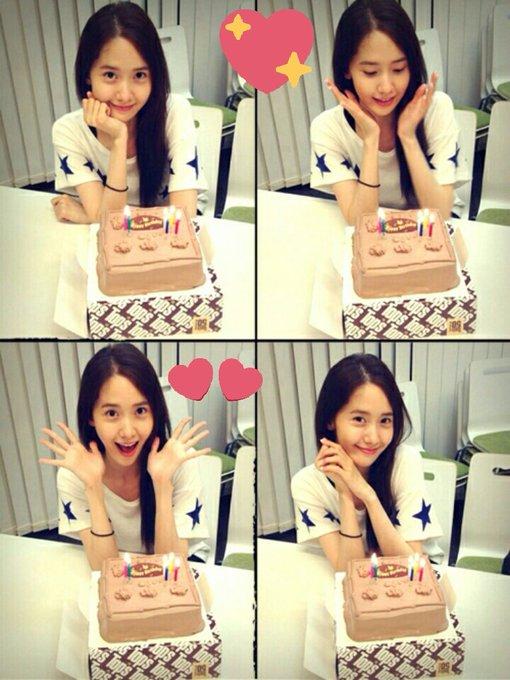 Happy birthday Im Yoona <3 always beautiful and cute