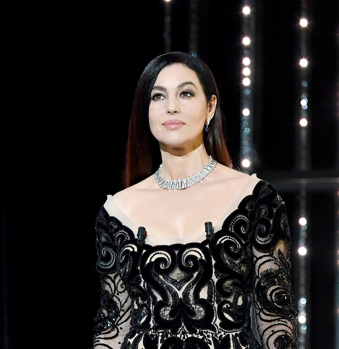 Glittering Vision Monica Bellucci Closes Cannes Film