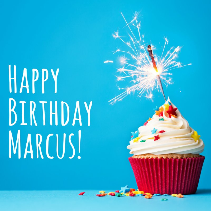 happy birthday marcus The Aspire Group on Twitter: