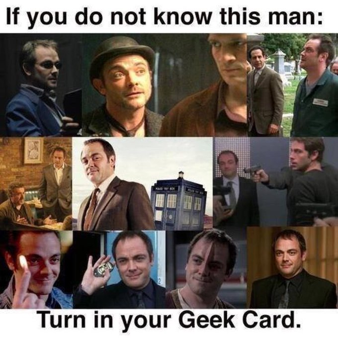 Happy birthday Mark Sheppard!