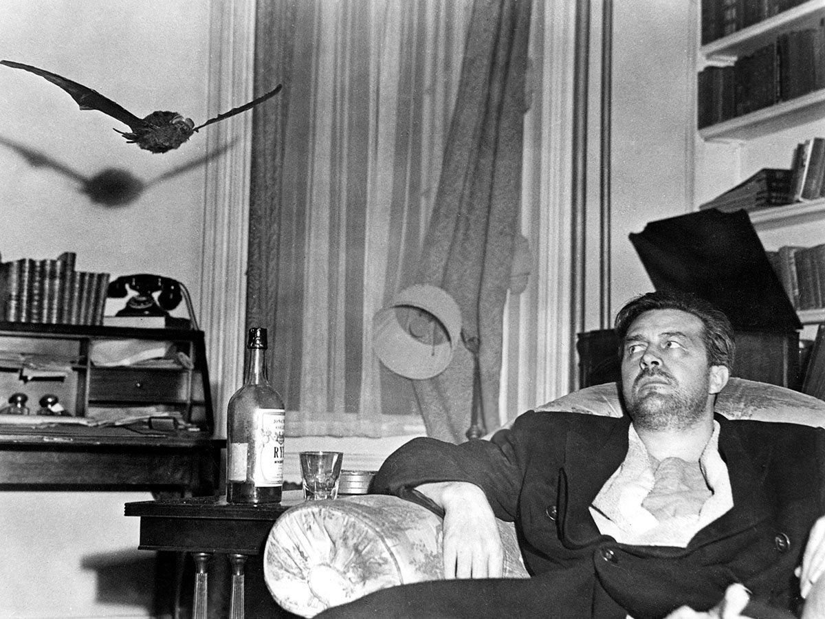 """TCM on Twitter: """"Ray Milland in Billy Wilder's THE LOST WEEKEND ('45)  #TCMEssentials… """""""