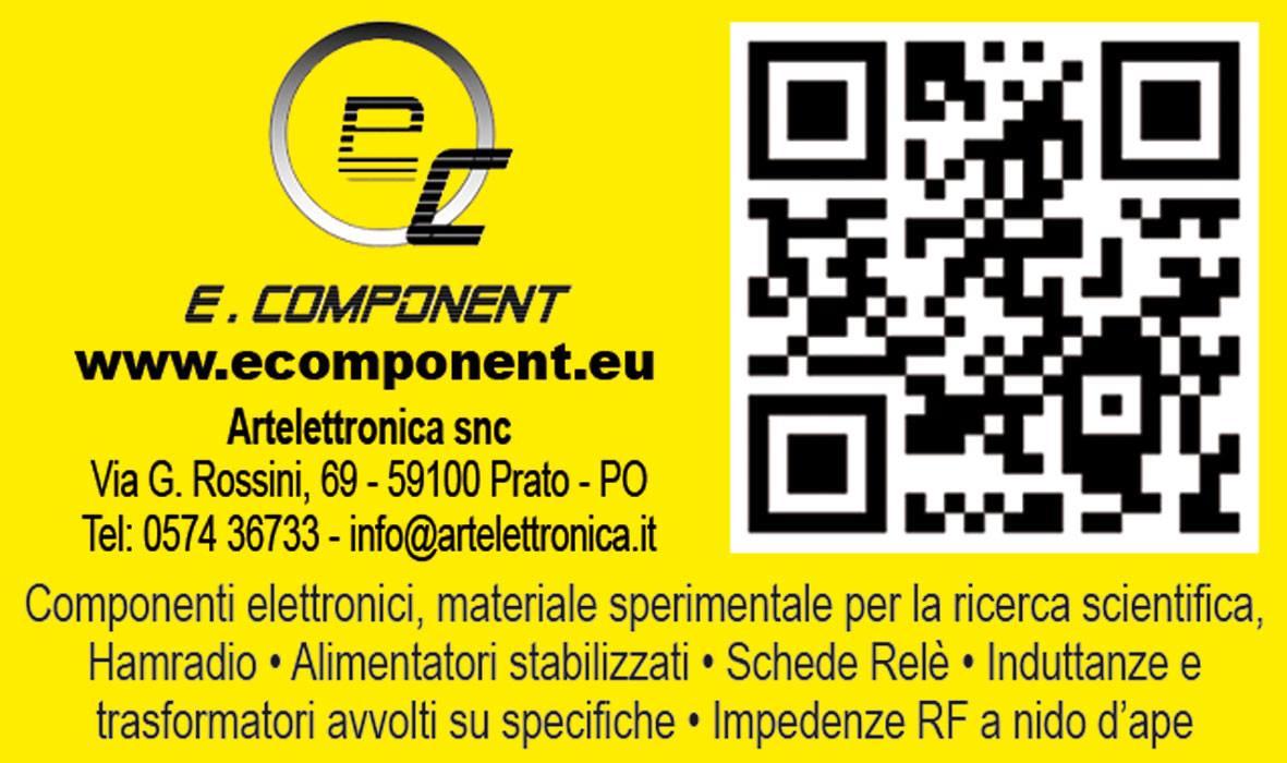 commercio online componenti elettronici