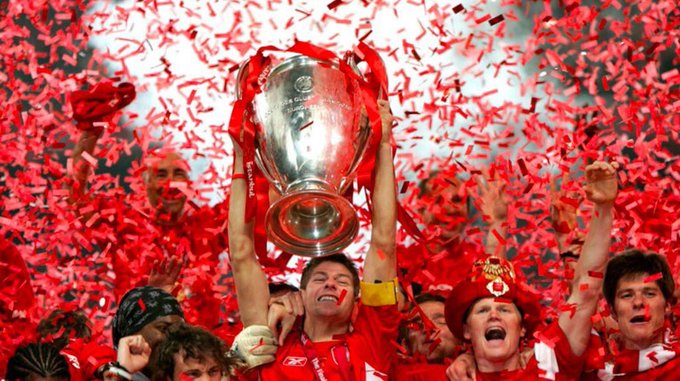 Happy Birthday to my leader in life. Liverpool Legend Steven Gerrard.