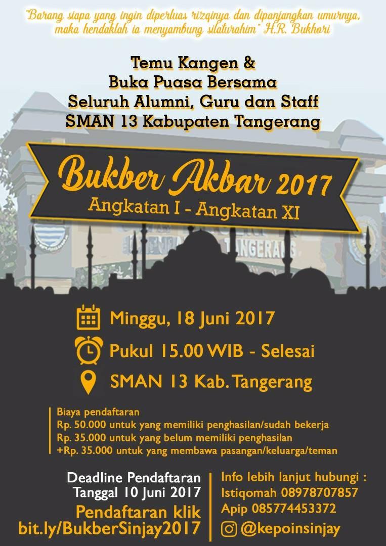 Contoh Spanduk Bukber Alumni - kumpulan gambar spanduk